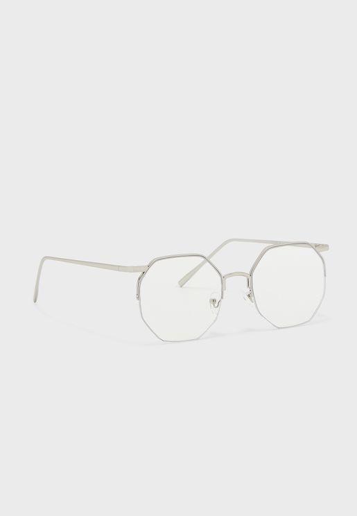 Semi Rimless Pretender Sunglasses