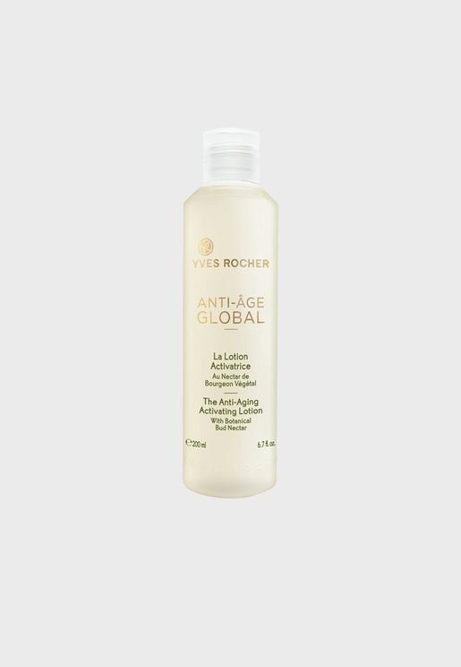 Anti-Aging Activating Lotion 200ml