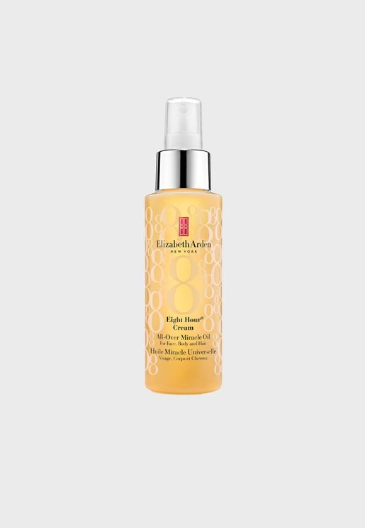 Eight Hour Crea, All Over Miracle Oil