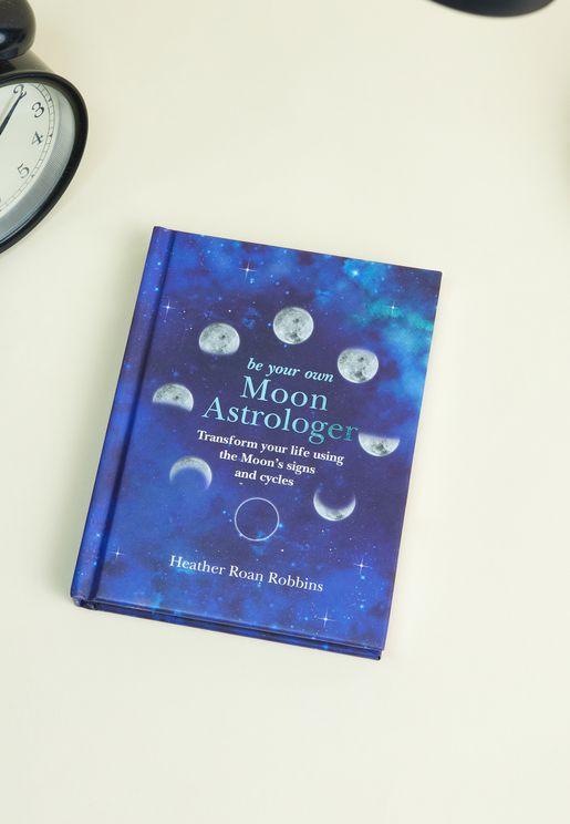 """كتاب دليل القمر  """"كن منجّم القمر الخاص بك """""""