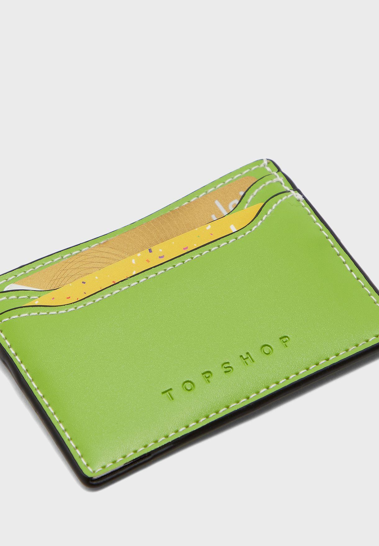 محفظة بطاقات متعددة