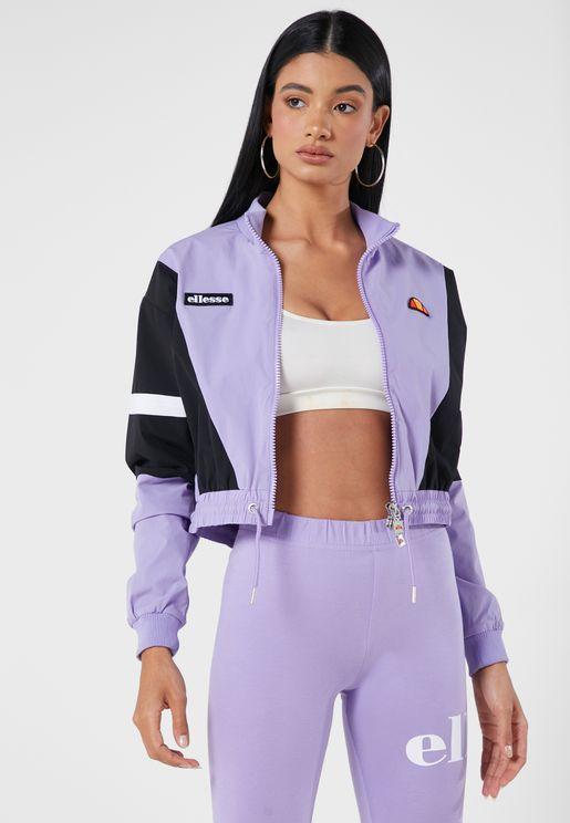Stephanie Track Jacket