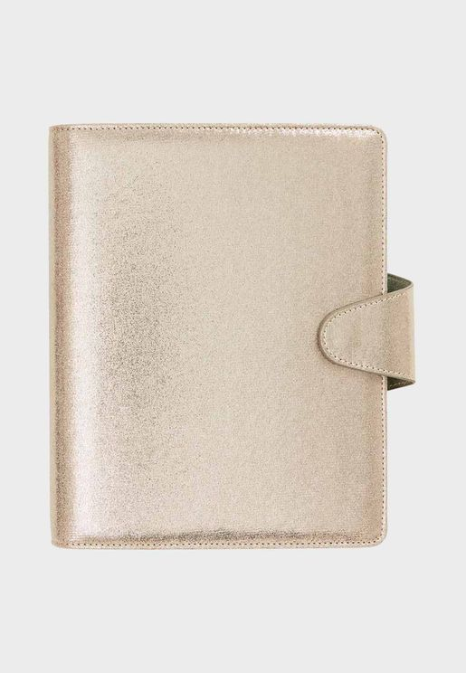 PU Leather Personal Planner Large She Shines