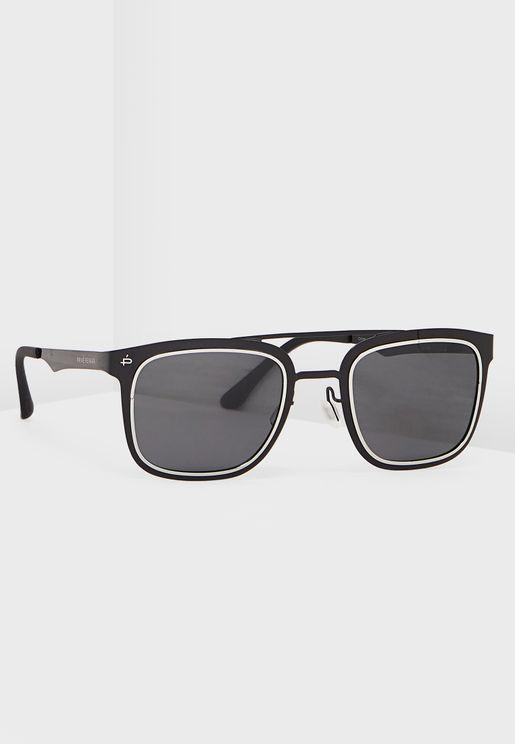 c7a9518c4e9 The Assassin Retro Sunglasses