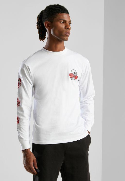 Rose Bed T-Shirt