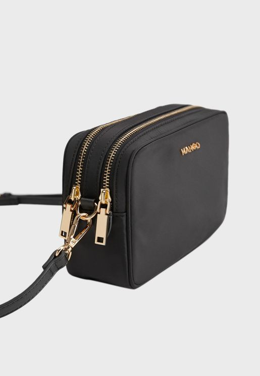 Suecia Top Zip Crossbody