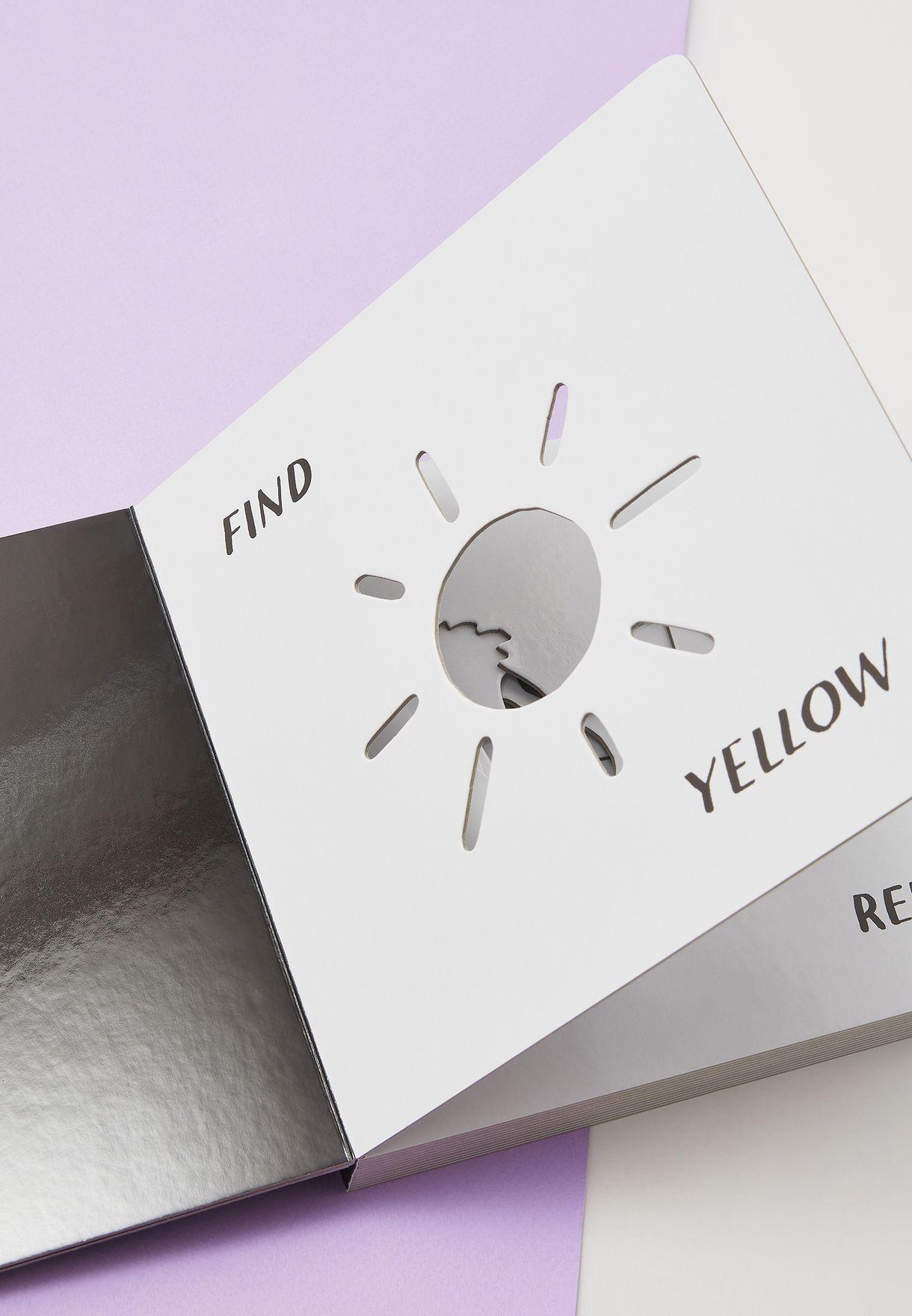 """كتاب """"العثور على الألوان"""""""