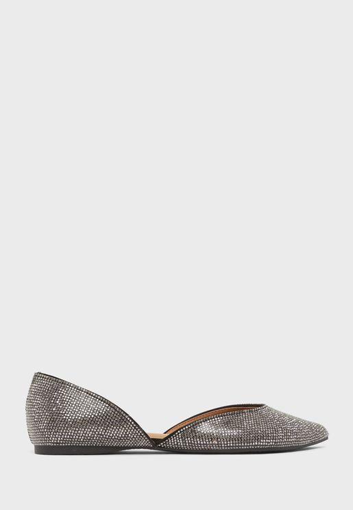 Elya Flat Sandals