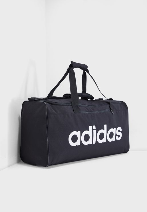 Medium Linear Core Duffel. adidas 762caf5164104