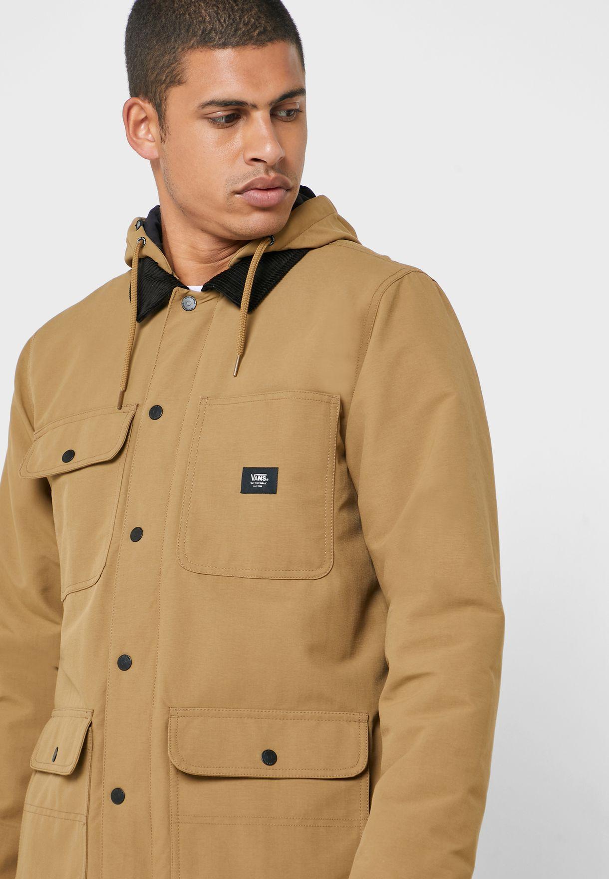 معطف مبطن