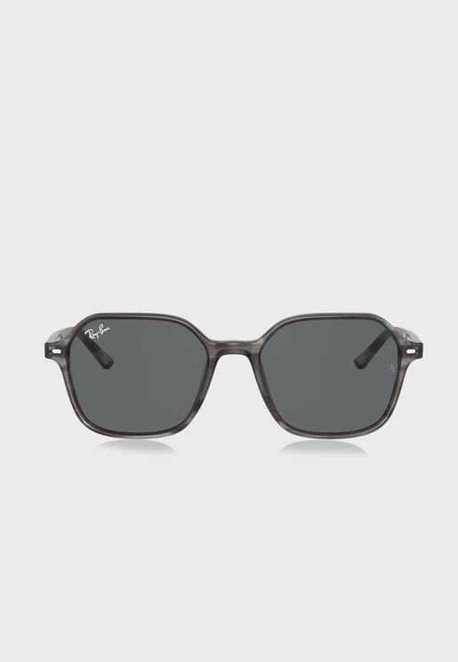 0RB2194 Square Sunglasses