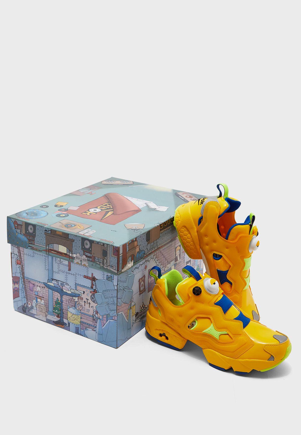 حذاء مينيون انستابامب فيوري