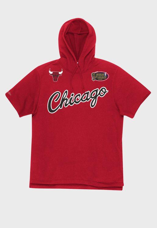 Chicago Bulls Gameday Hoodie