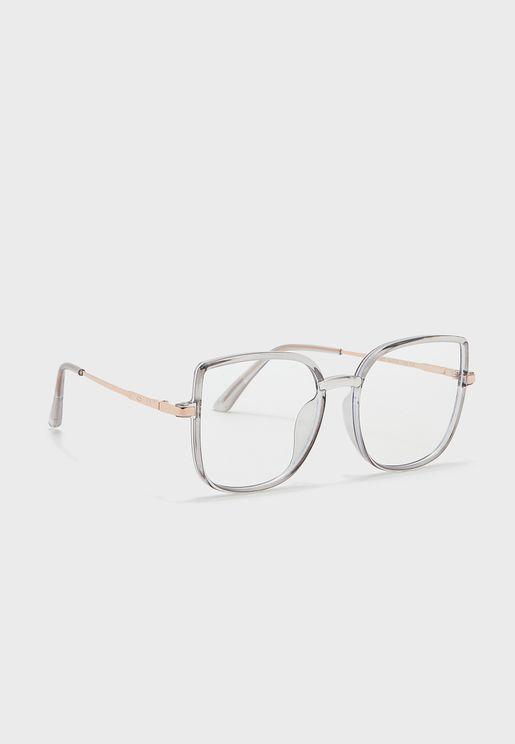 نظارة مقاومة للضوء الازرق