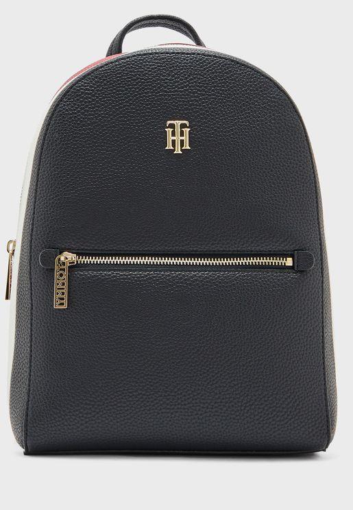 Essence Zip Pocket Backpack
