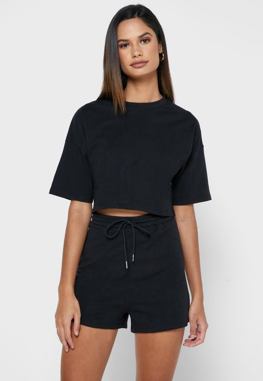 Essential T-Shirt & Shorts Set