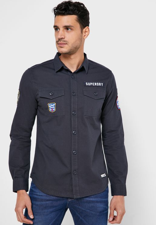 Military Storm Shirt