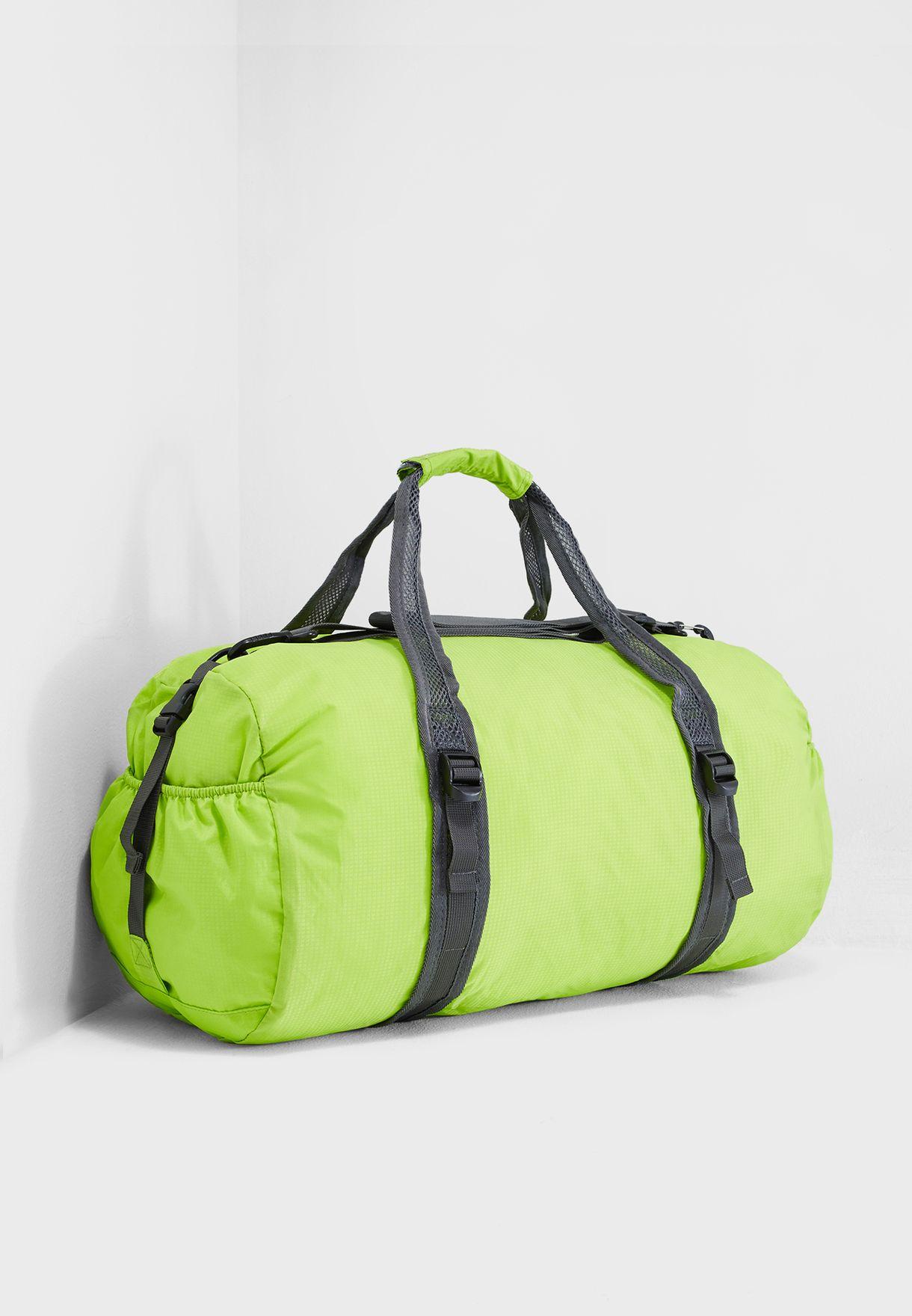 Shop Seventy five green Gym Duffel Bag JE103  for Men in UAE ... 448d7e1ad