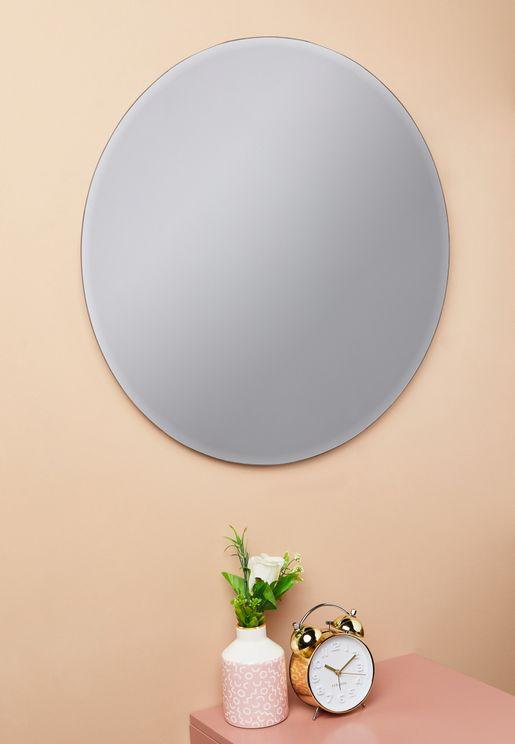 مرآة حائط دائرية