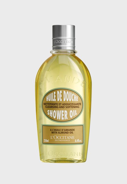 Almond Shower Oil 250 Ml
