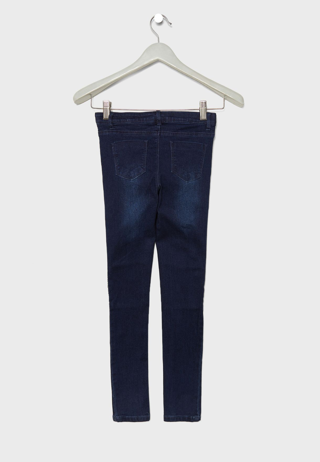 Kids Sequin Detail Jeans