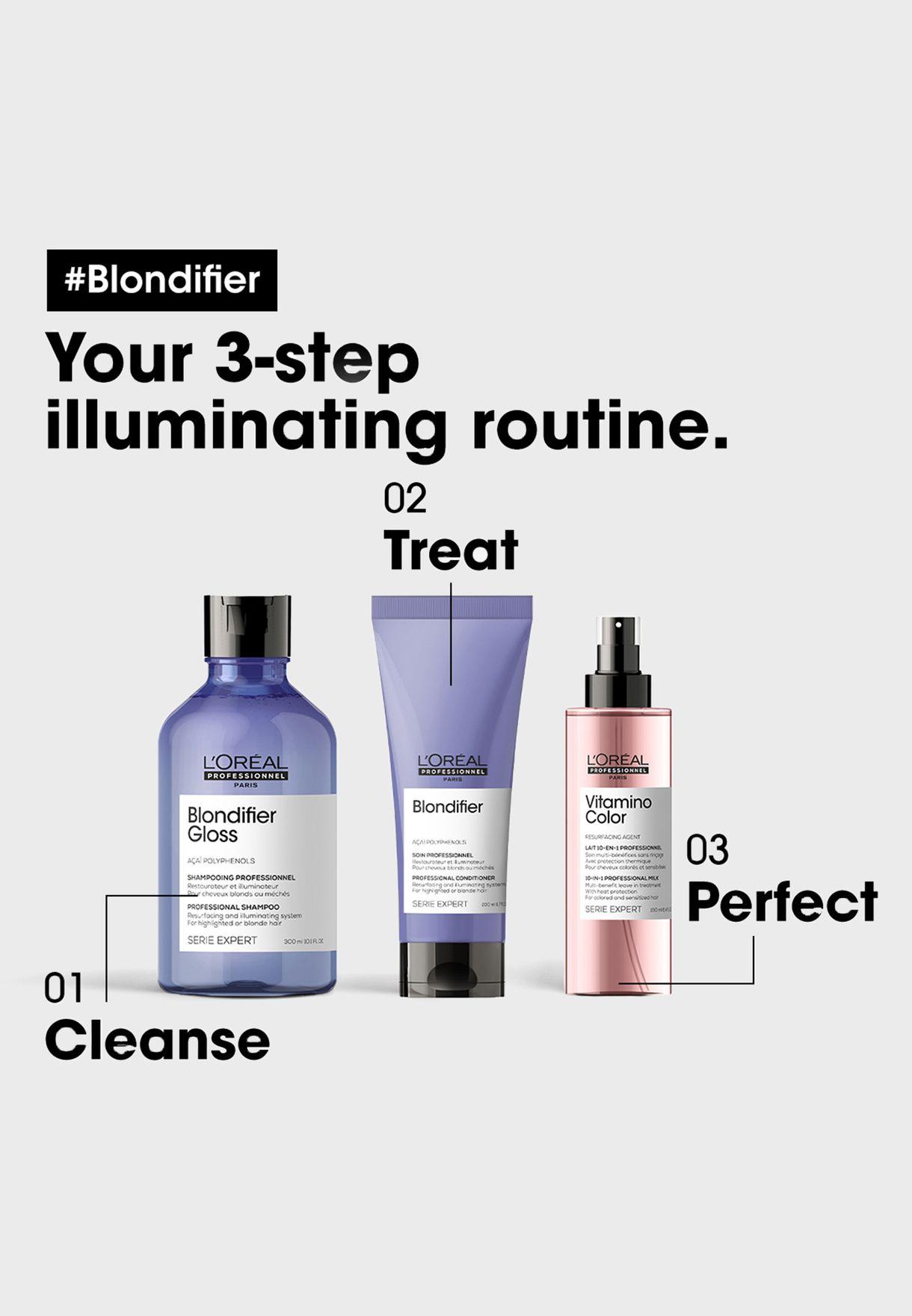 Blondifier Enhancing Conditioner 200Ml