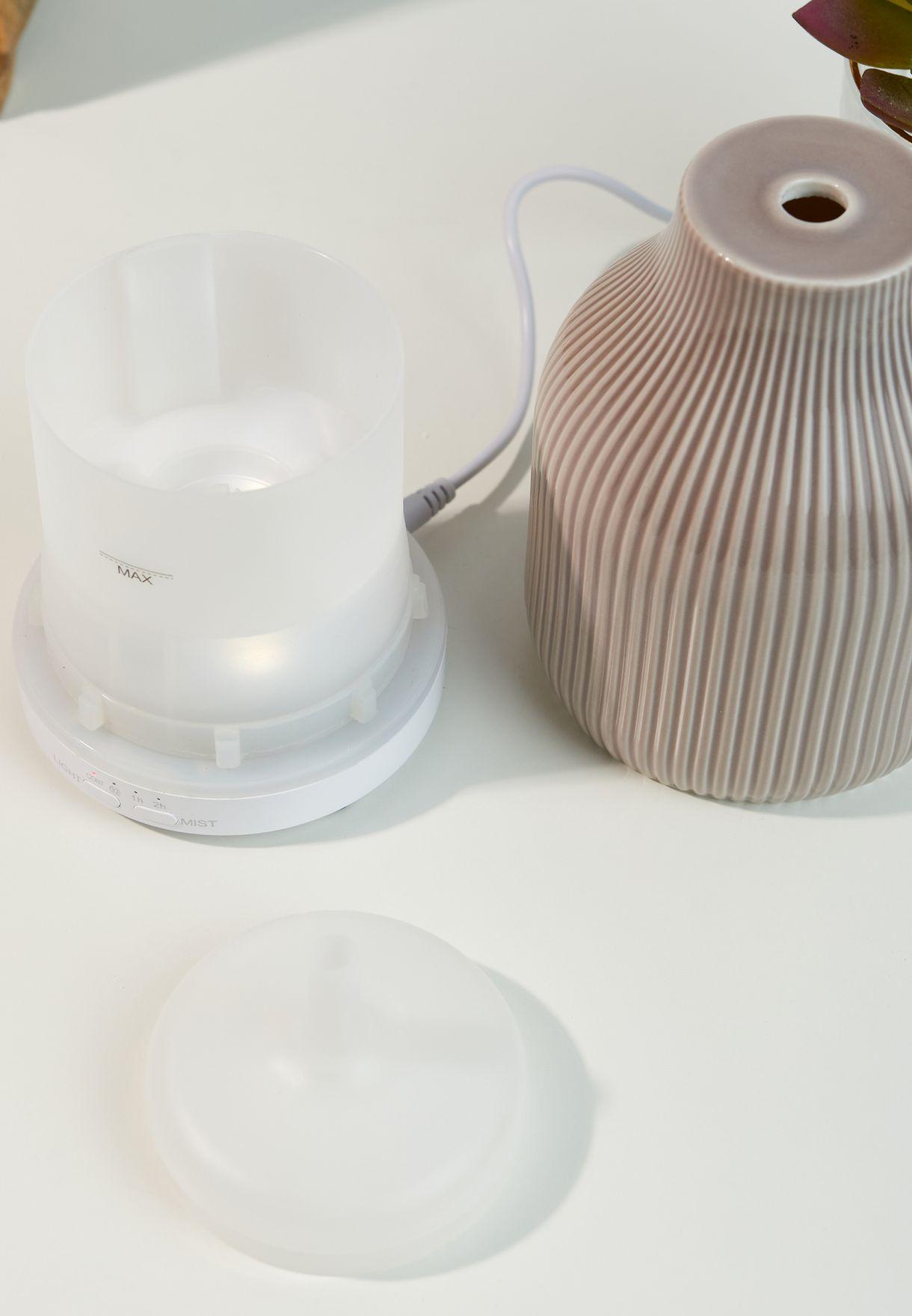 Purify & Balance Ceramic Ultrasonic Oil Diffuser