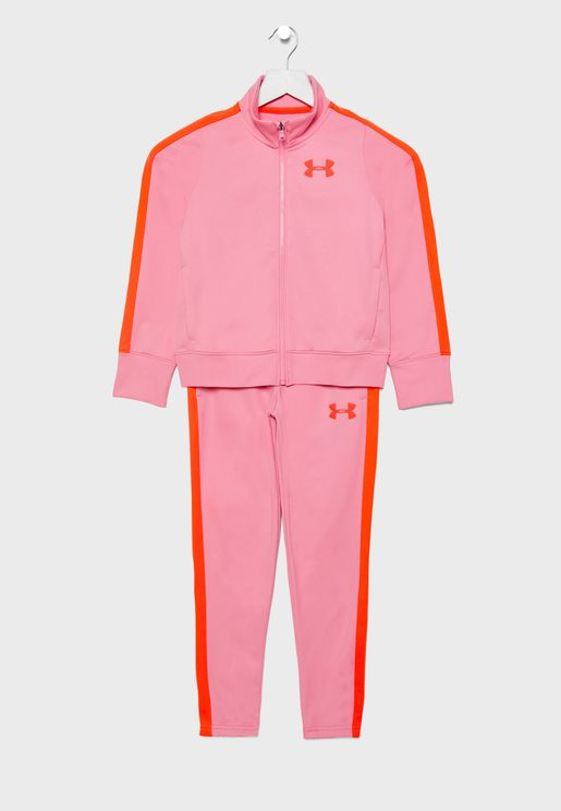 Essential Knit Tracksuit