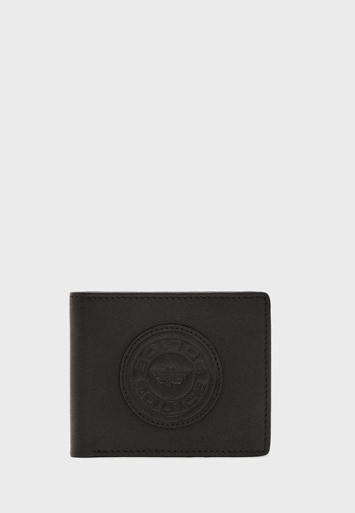 Circle Logo Wallet