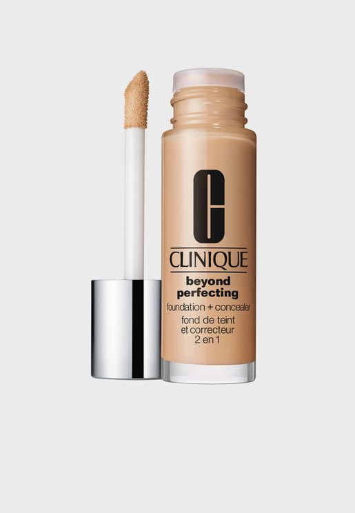 Beyond Perfecting Foundation +Concealer -Neutral