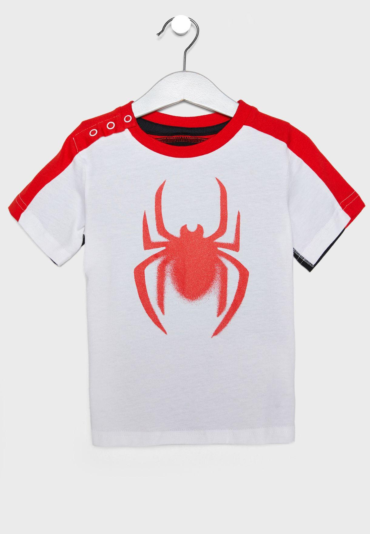 Infant Disney Spiderman Set