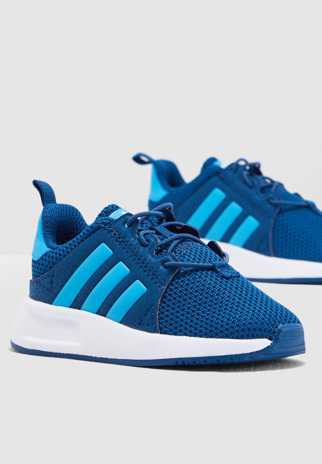 458054ea719c98 Shop adidas Originals blue Infant X PLR EL CG6834 for Kids in Saudi -  14448SH68KMP