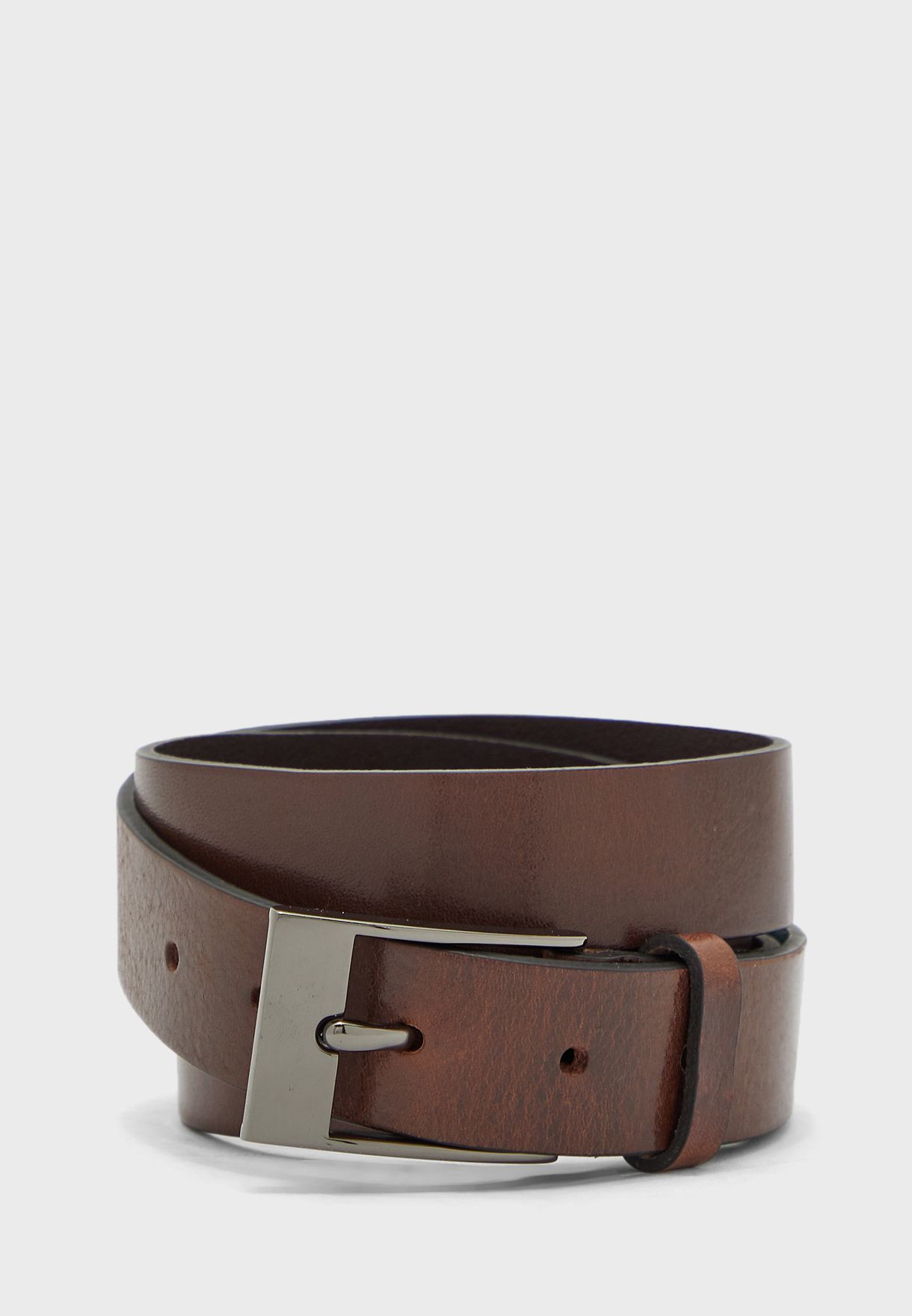 Contemporary Allocated Hole Belt