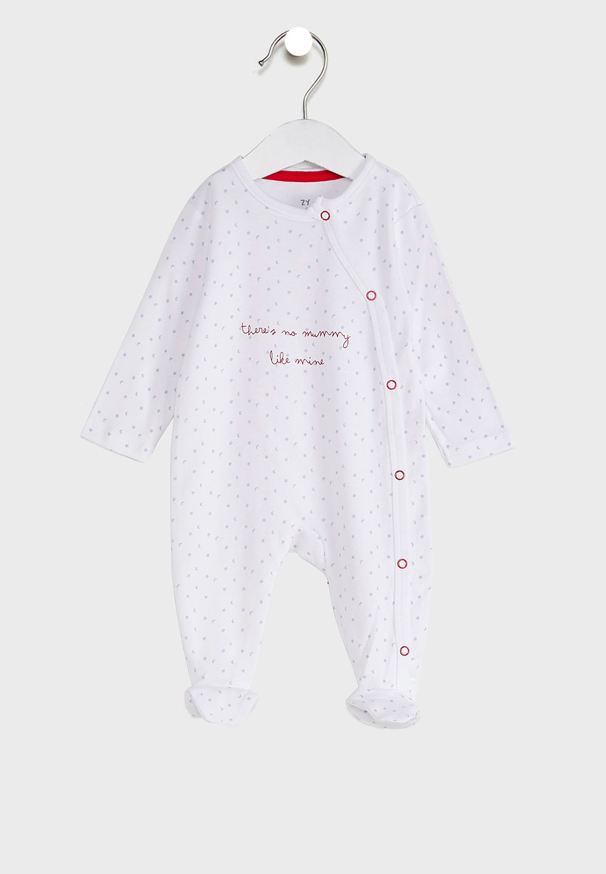 Infant 2 Pack Assorted Onesie