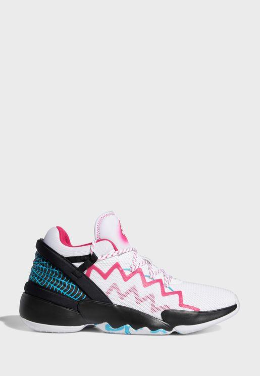 حذاء دونوفان ميتشل كرة السلة (للجنسين)