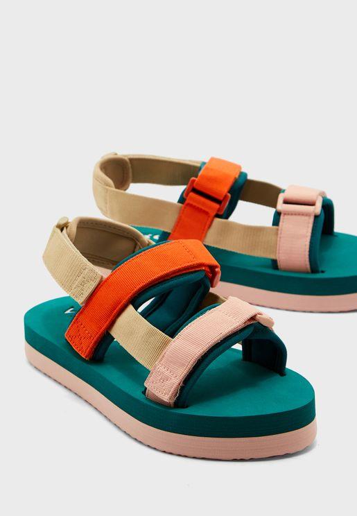 Lia Flat Sandal
