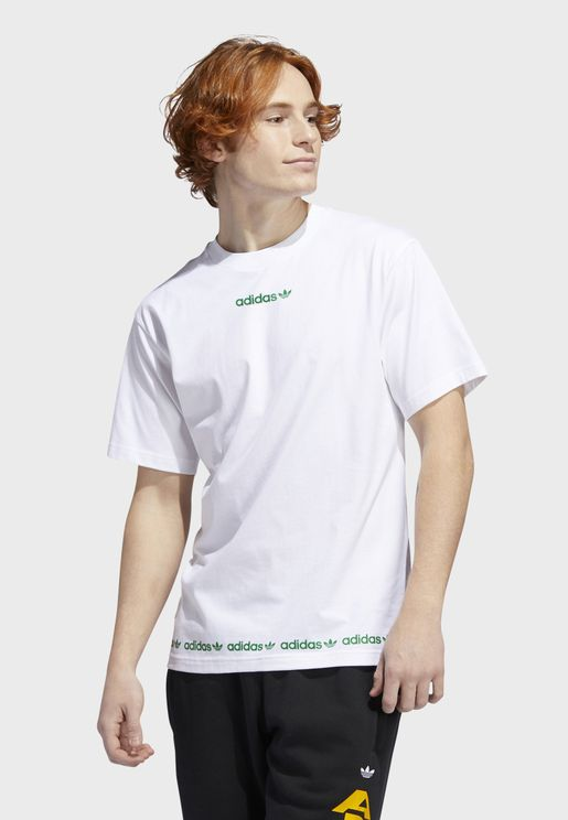Linear Repeat T-Shirt