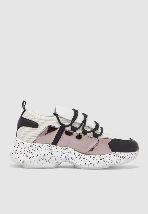 Colourblock Chunky Sneaker