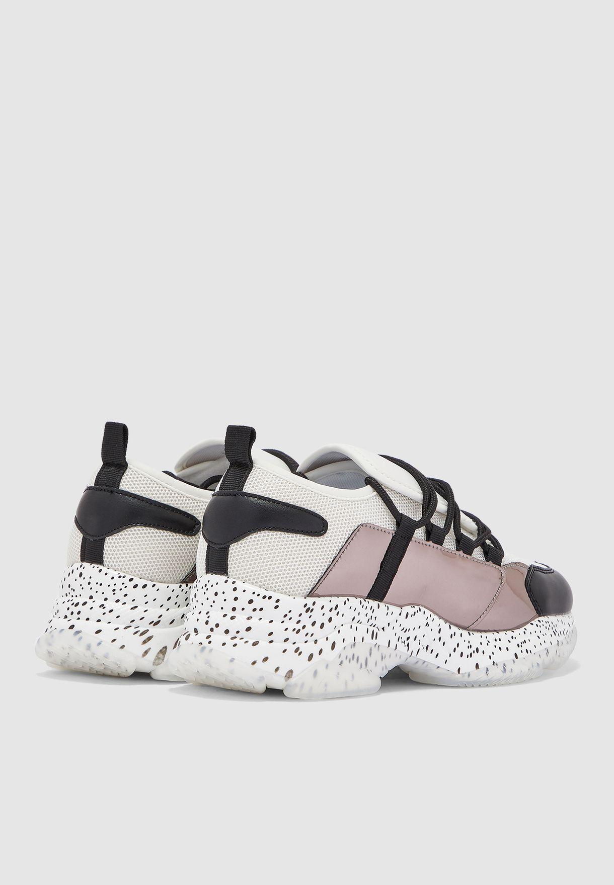 Colourblock Chunky Sneaker