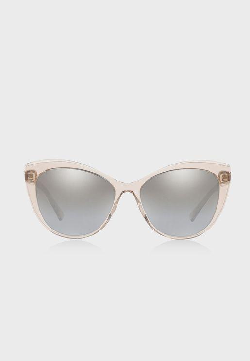 67b1d1c7c789 Versace Brown Sunglasses for Women