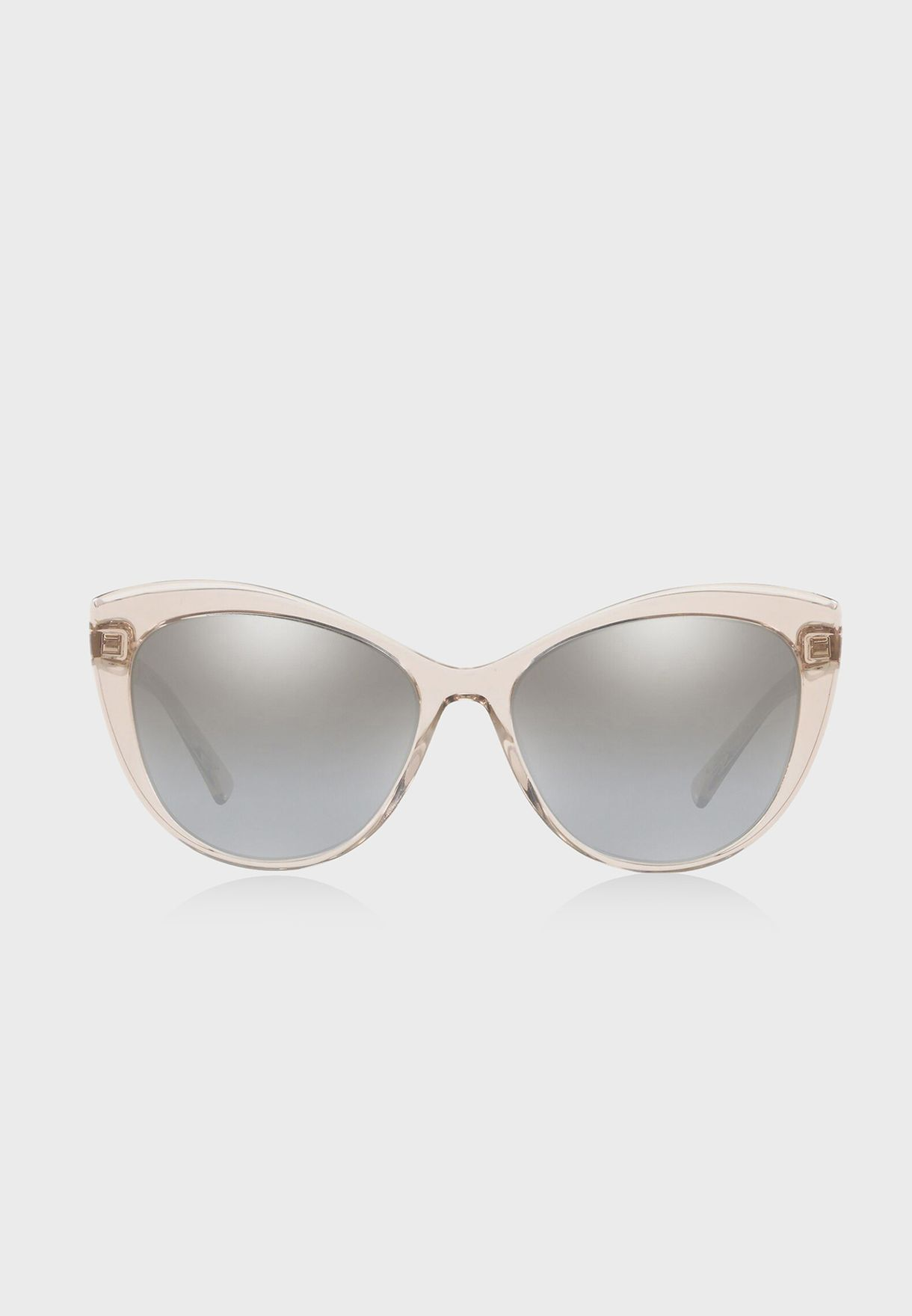 8292ece22c Shop Versace clear Cats Eyes Sunglasses 8.05367E+12 for Women in UAE ...