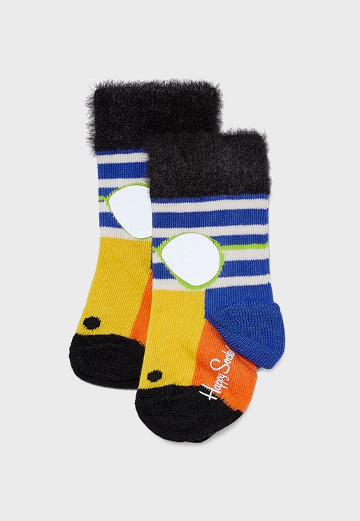 Kids Toucan Socks