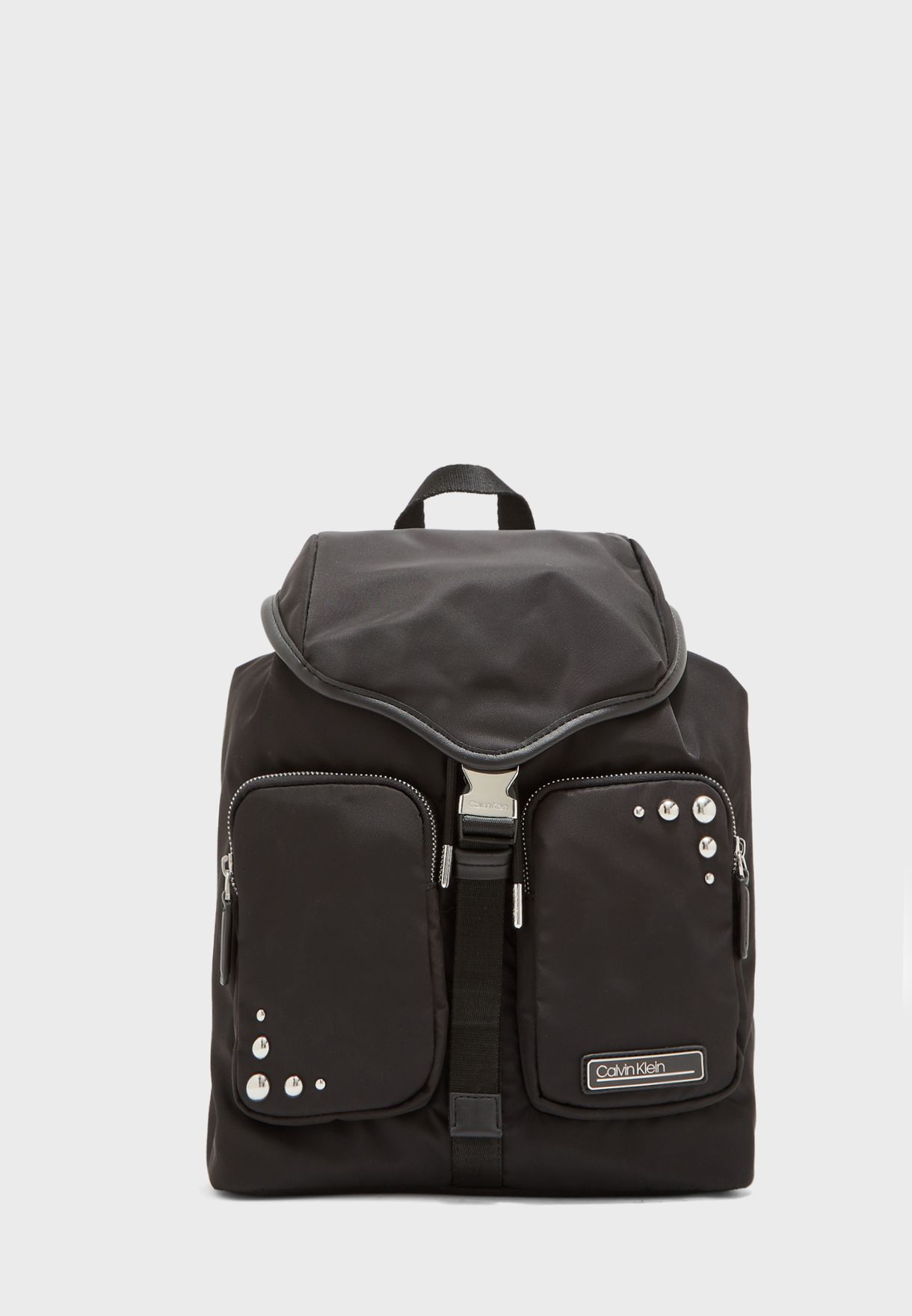 Pocket Detail Backpack