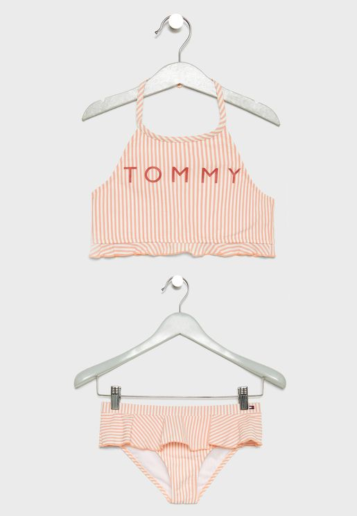 Teen Logo Swim Set