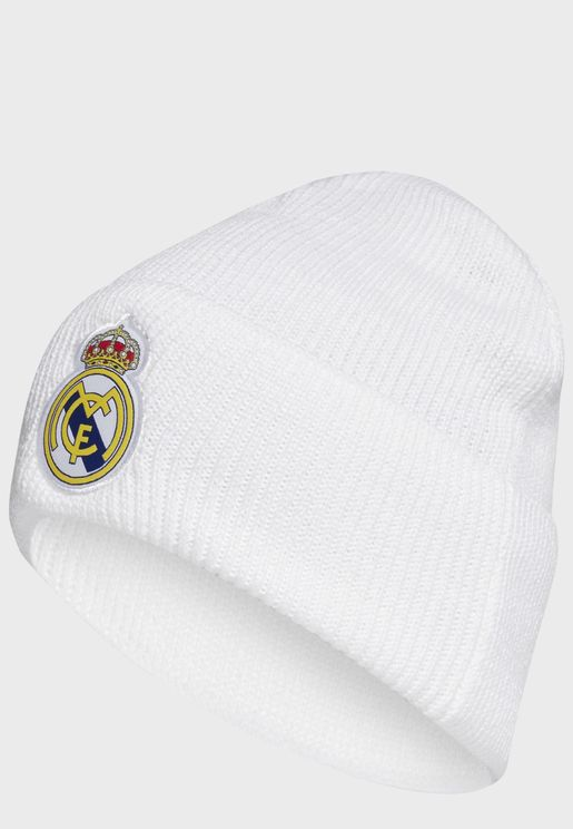 Real Madrid Woolie Beanie