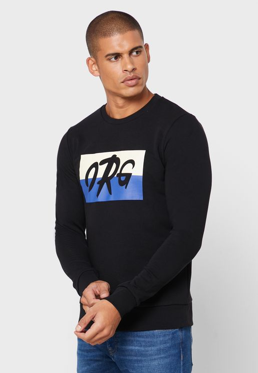 Persius Slim Fit Sweatshirt