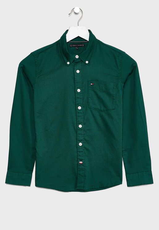 Teen Essential Oxford Shirt
