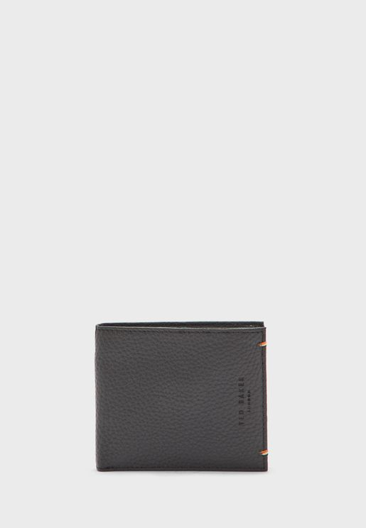 Seagul Coloured Internals Bifold Purse