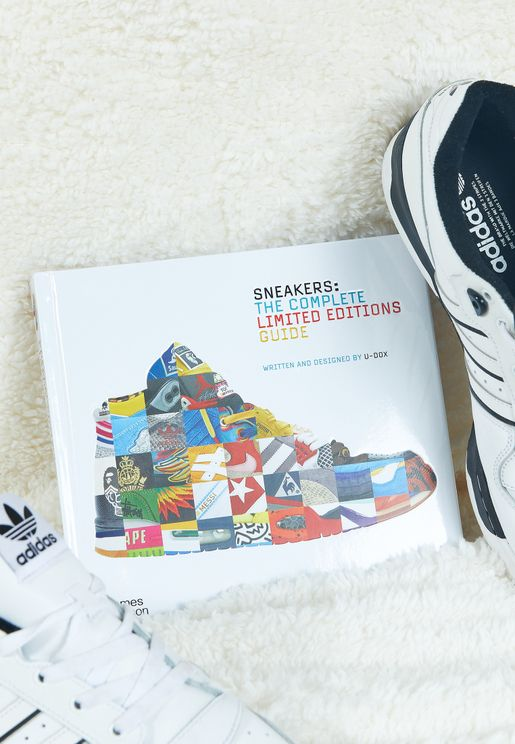 كتاب Sneakers: The Complete Limited Editions Guide