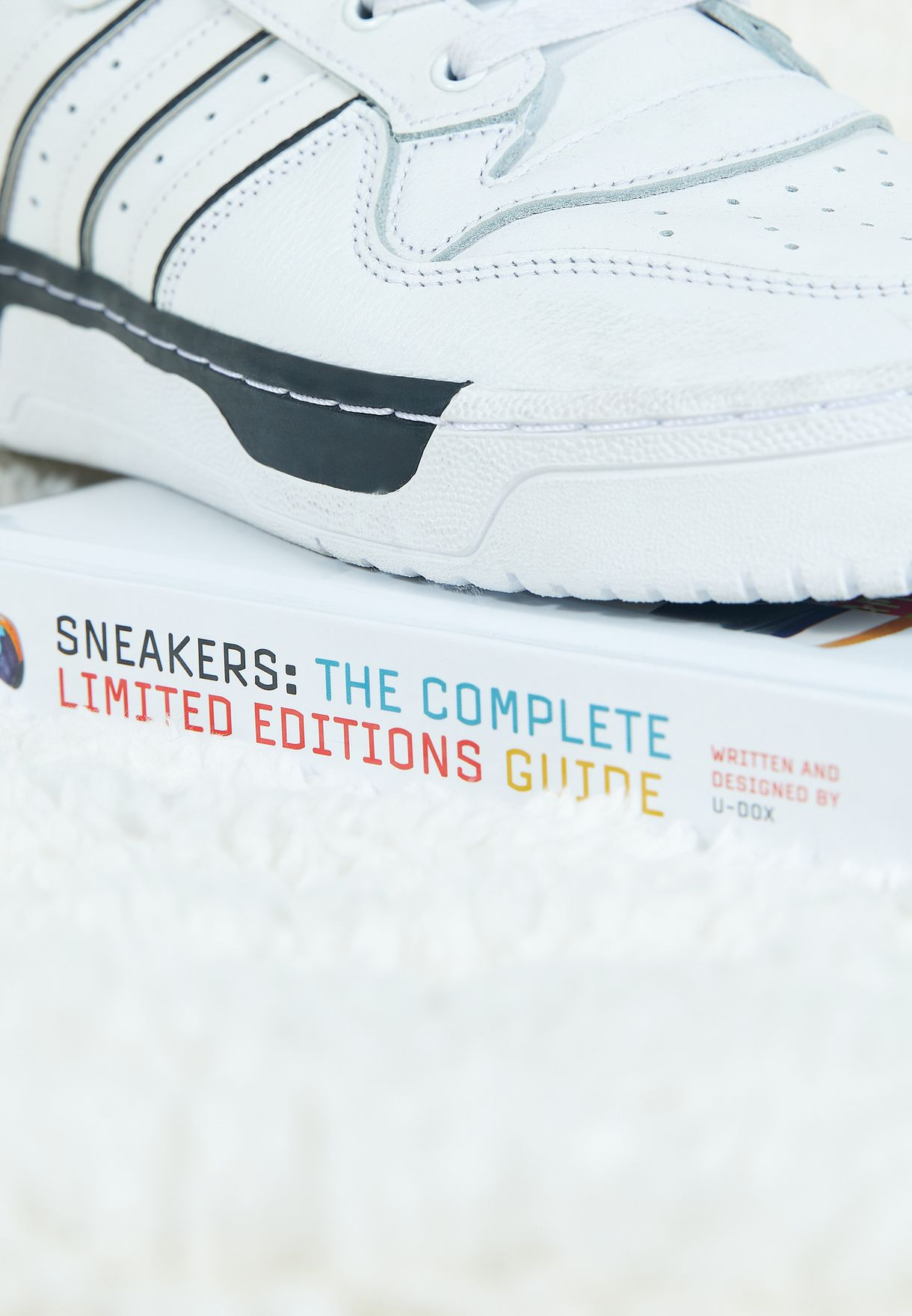 Sneakers: The Complete Limited Editions Guide